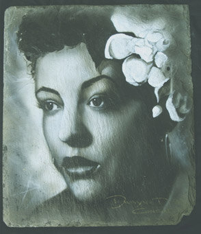 Dwayne's Billie Holiday