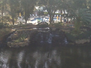 my balcony at sawgrass