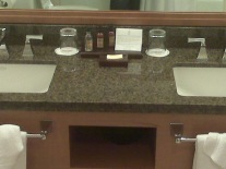 my bathroom at sawgrass marriott