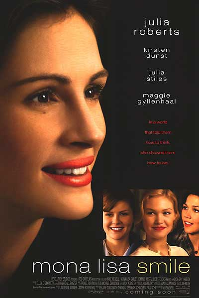 Film Review Mona Lisa Smile