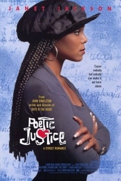 Starring Janet Jackson & the late Tupac Shakur