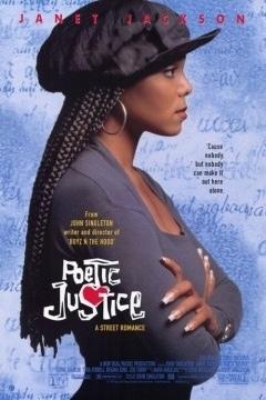 Starring Janet Jackson & the late Tupac Shakur