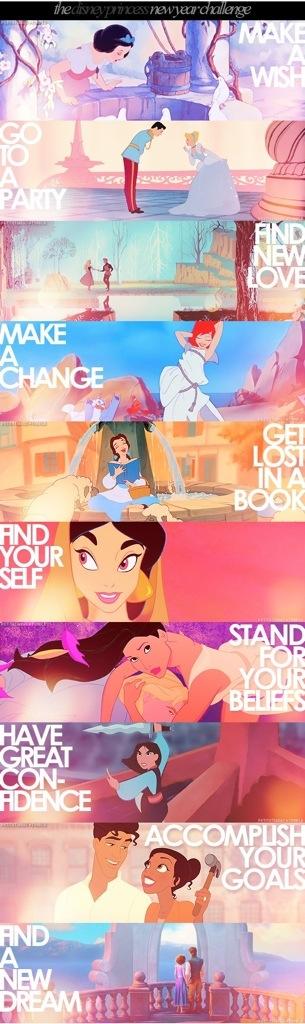 Disney Princesses Always Get Their Man