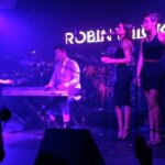Robin Thicke Performing for Pre-Grammy Awards Party