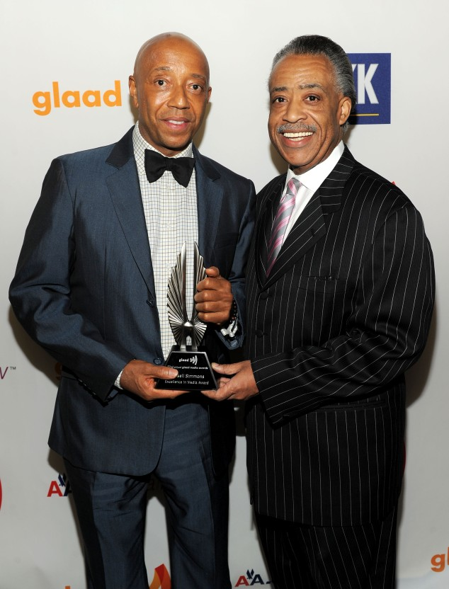 22nd Annual GLAAD Media Awards Presented By ROKK Vodka - Backstage