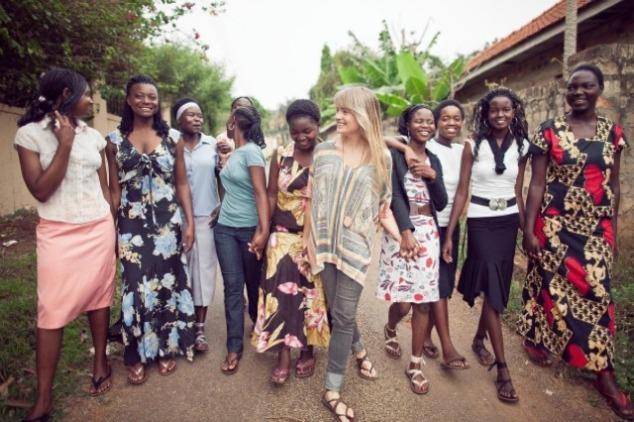 sseko brand ugandan women