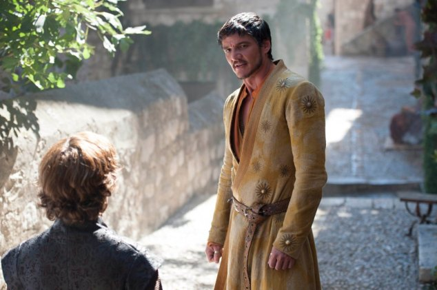 Game of Thrones - The Red Viper Pedro Pascal