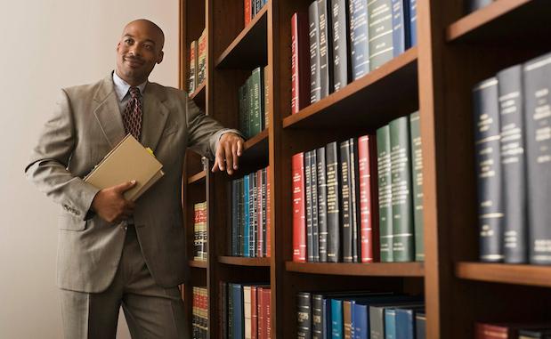 black lawyers racism