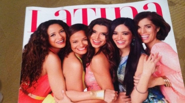 "The Ladies of Lifetime TV's ""Devious Maids"""