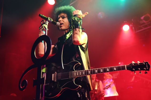 Are you ready for part two? (Picture: Prince)
