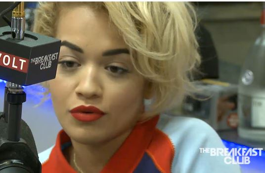 rita ora breakfast club