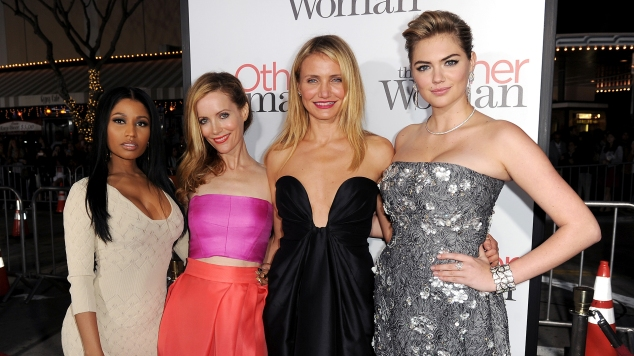 The Other Woman Cast Premeire