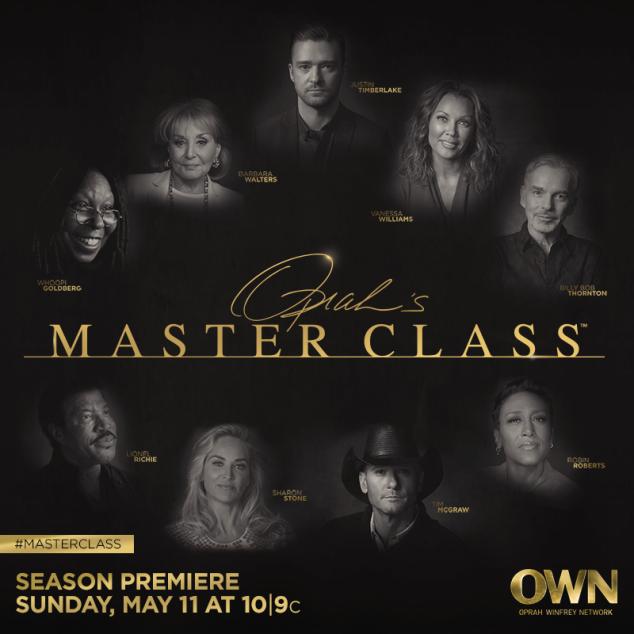 Oprah's MasterClass