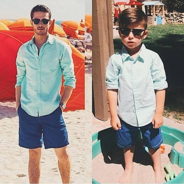 Casual beach chic (Picture: www.ministylehacker.com)