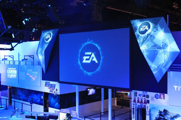 It looks like it's going to be another big E3 for EA