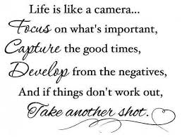 Life is........