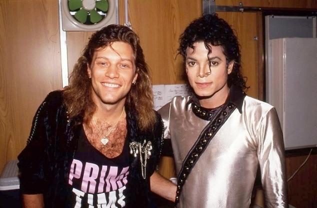 Stunning photos of Bon Jovi from new book 'Sex, Drugs and Bon Jovi'