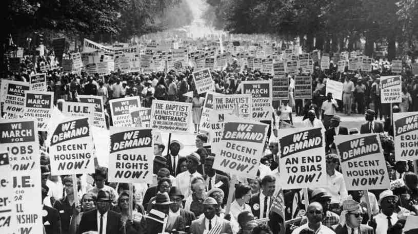 civil rights march 1963