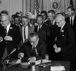 civil voting rights act of 1964